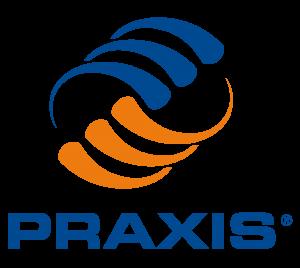 Logo PRAXIS vertical