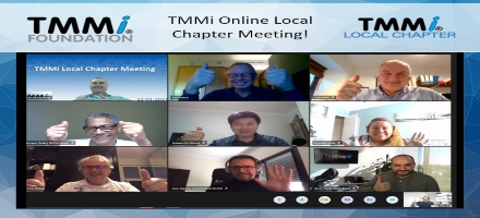TMMi Local Chapter Meeting Afternoon Session